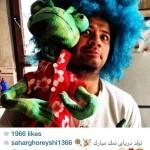 سلفی های بازیگران ایرانی در اینستاگرام 2