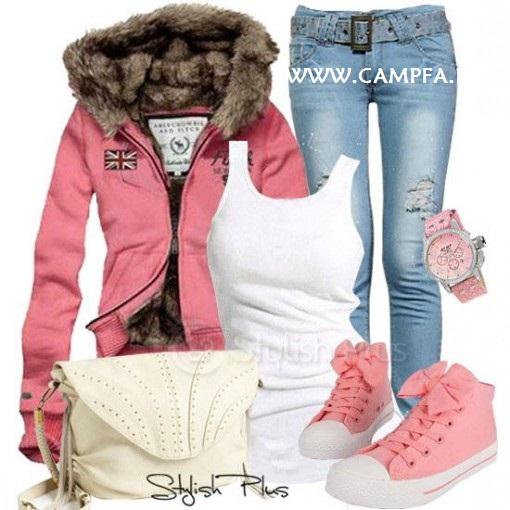 مدل ست لباس زمستانی 2014