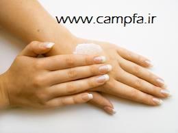 آموزش تهیه کرم ضد چروک و تمیز کننده پوست_ www.campfa.ir