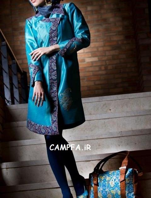 مدل جدید مانتو 92 مارک www.campfa.ir m&s