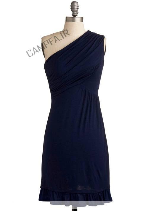 مدل لباس مجلسی کوتاه دخترانه 2013 - WWW.campfa.ir