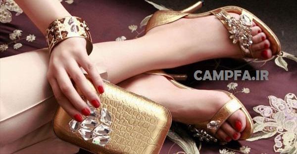 مدل کفش پاشنه بلندشمدل کفش پاشنه بلند,روش های راحت راه رفتن با کفش پاشنه بلند