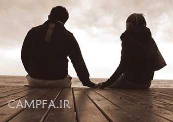 جملات عاشقانه - www.campfa.ir