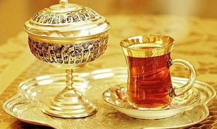 بهترین راه برای دم کردن چای www.campfa.ir