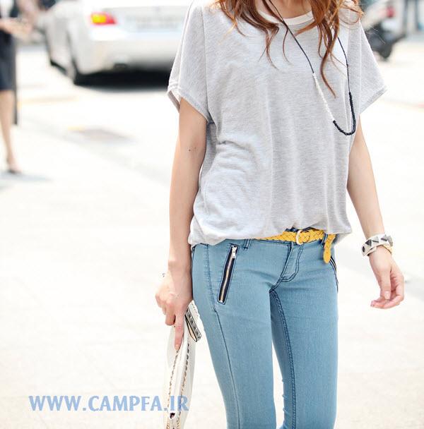 مدل شلوار دخترانه,شلوار کره ایی