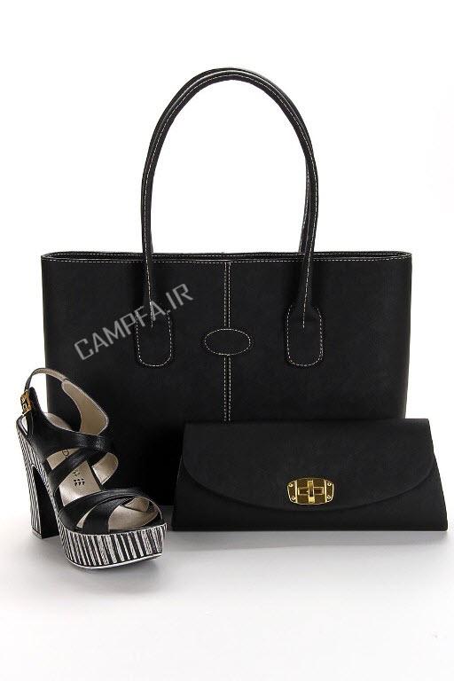 ست کیف و کفش های زیبا 2013 - www.campfa.ir