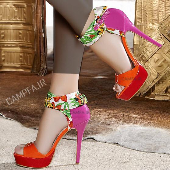 مدل کفش های پاشنه بلند دخترونه 2013 - www.campfa.ir
