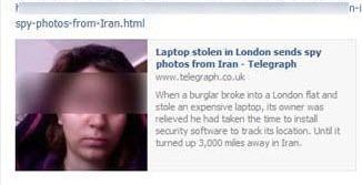 ماجرای دزدی لپ تاپ توسط دختر ایرانی و واکنش ایرانیان +عکس www.campfa.ir