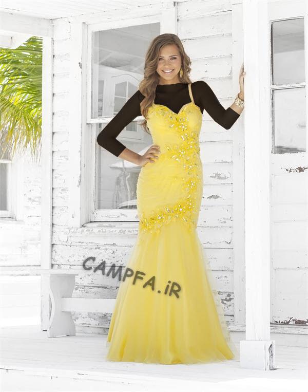 مدل لباس مجلسی برای خانوم های جوان 2013 www.campfa.ir