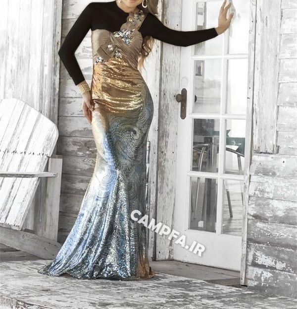 CAMPFA.IR ژورنال لباس مجلسی زنانه 2013 (سری دوم)