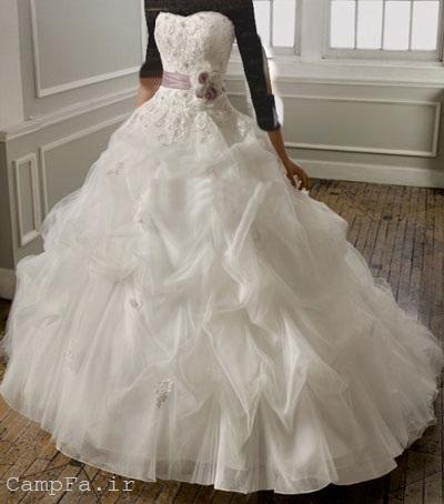 مدل لباس عروس, لباس عروس 2013| wWw.CampFa.ir