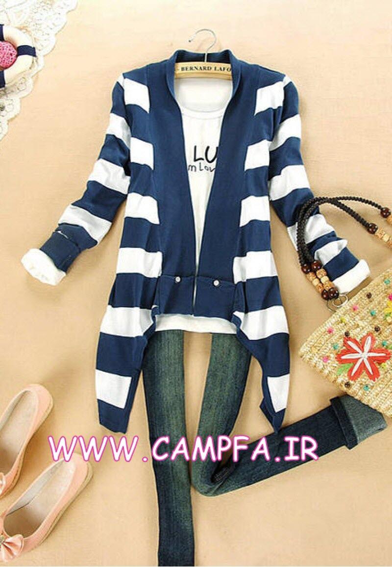 مدل لباس دخترانه,لباس پاییزی,مدل سویتر,مدل لباس دخترانه کره ایی,لباس زمستان 92 www.CampFa.ir