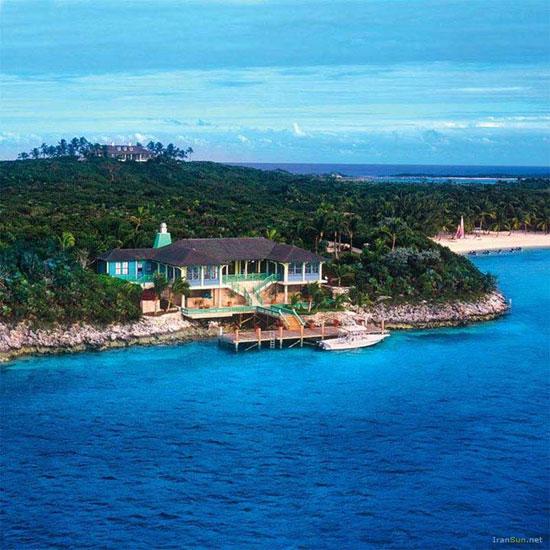 گزارش تصویری از جزیره شخصی دیوید کاپرفیلد