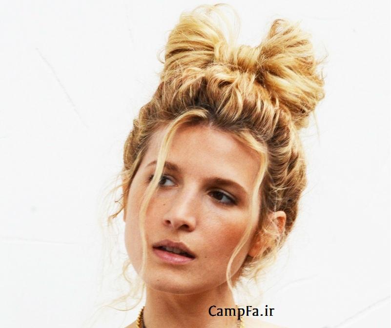 مدل موی پاپیون 2013