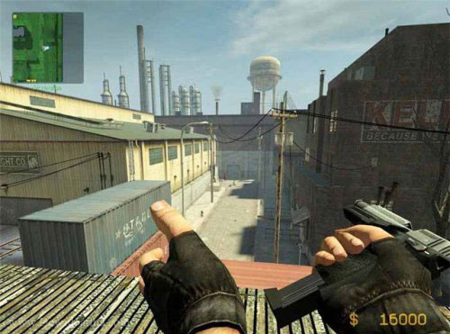 counter 2 دانلود بازی بسیار زیبای Counter Strike: Source v45 Non Steam
