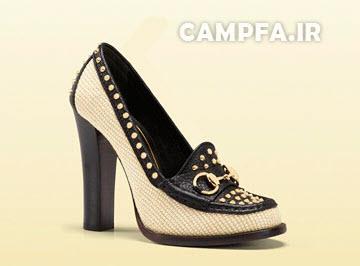 کلکسیون کفشهای بهاره Gucci برای خانم ها - www.campfa.ir