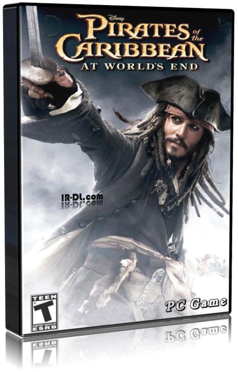 دانلود بازی دزدان دریایی کارائیب پایان جهان Pirates Of The Caribbean At World's End