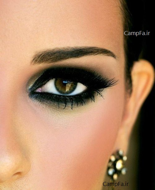 مدل های جدید خط چشم و سایه 2013 | www.campfa.ir
