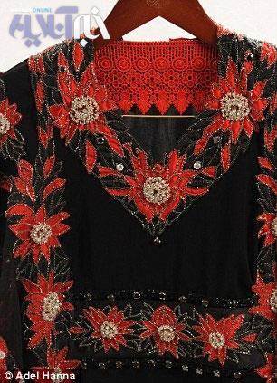 قیمت این لباس زنانه ۵۵ میلیارد تومان است + عکس www.campfa.ir