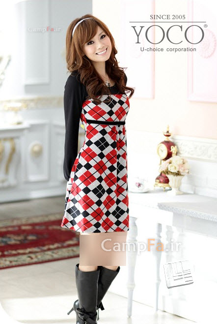 مدل جدید لباس کره ایی 2013| wWw.CampFa.ir