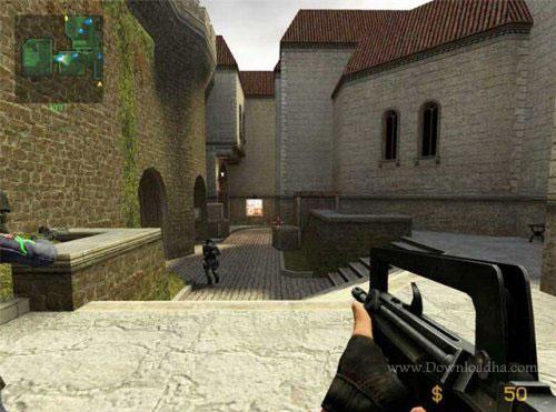 counter 5 دانلود بازی بسیار زیبای Counter Strike: Source v45 Non Steam