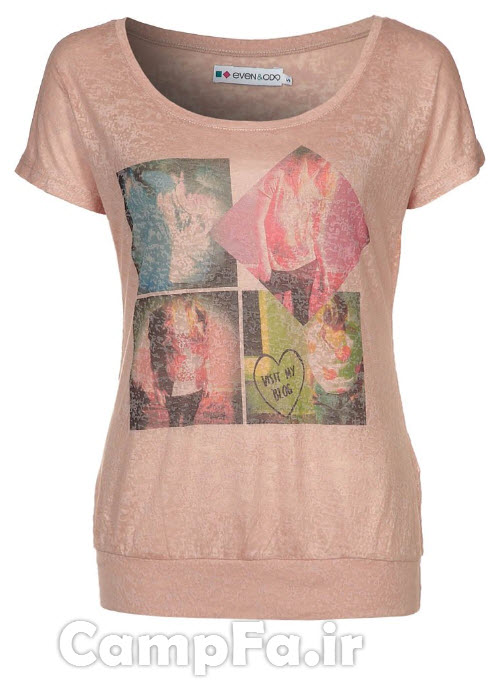 مدل تیشرت دخترونه 2013