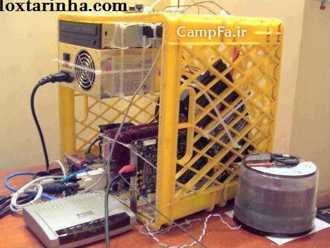 عکس مدرن ترین رایانه ایرانی| www.campfa.ir