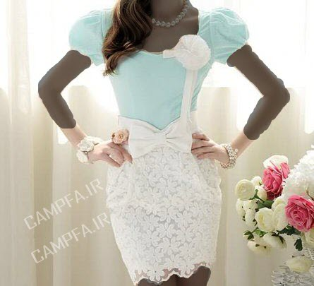 مدل بلوز و دامن دخترانه 2013 - www.campfa.ir