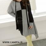 مدل جدید تونیک دخترانه کره ایی 2013