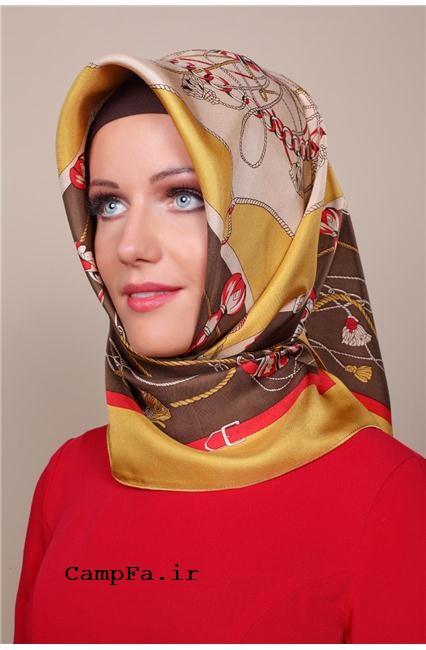 مدل جدید مانتو و روسری مجلسی 2013 | www.campfa.ir