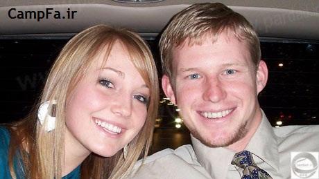 سرانجام ازدواج فیسبوکی یک زوج کاملا همنام در آمریکا +عکس | WWW.CAMPFA.IR