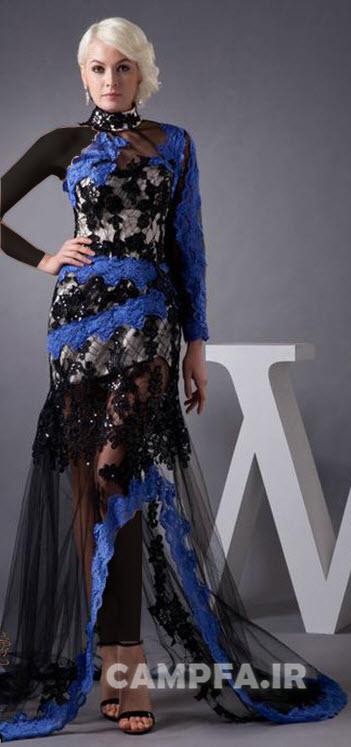 CAMPFA.ir لباس مجلسی زنانه اروپایی 2013 (سری ششم)