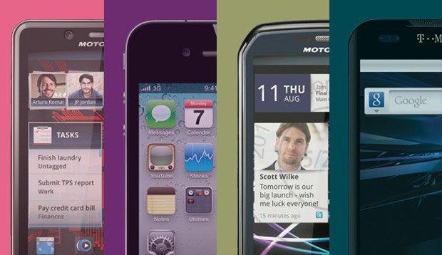 راهنمای خرید تلفن هوشمند تجاری