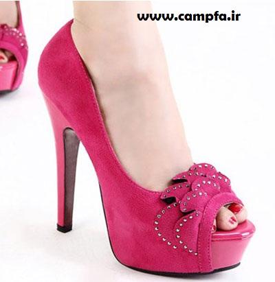 کفش مجلسی, کفش دخترانه 2013