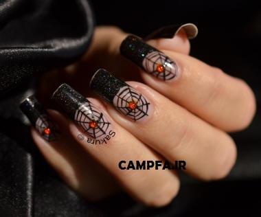 مدل دیزاین جدید ناخن 2013 www.campfa.ir
