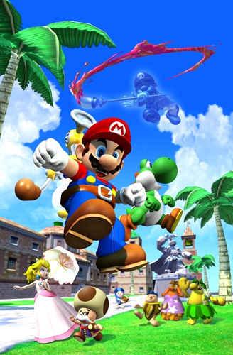 Super Mario 3D Bross Foreve دانلود بازی ماریو قارچ خور با حجم کم