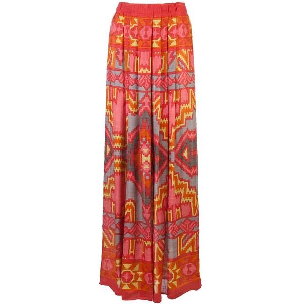 www.campfa.ir مدل جدید دامن بلند مجلسی زنانه 2013Theodora Callum skirt
