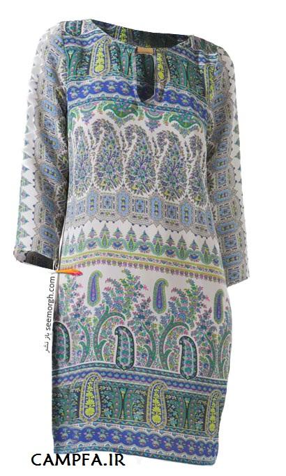 مدل مانتوهای بهاره کمپانی ZARA - www.campfa.ir