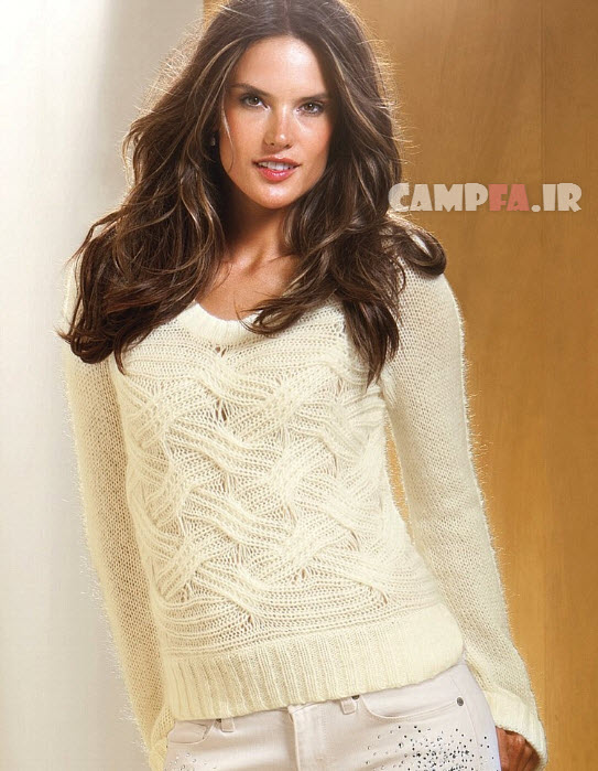 مدل های جدید بافت زنانه 2013 | www.campfa.ir