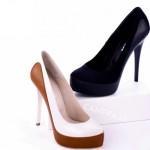 جدیدترین مدل های کفش و صندل زنانه شیک سال 2013