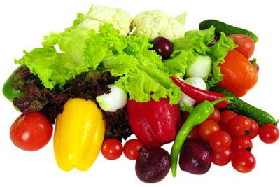فواید مصرف سبزیجات, خواص خوردن سبزیجات