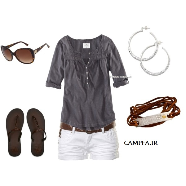 CAMPFA.IR ست لباس تابستانی زنانه 92