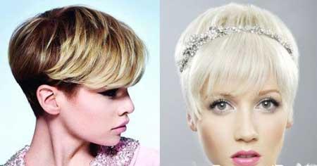 www.campfa.ir-مدل موهای کوتاه و فشن دخترانه ۲۰۱۳