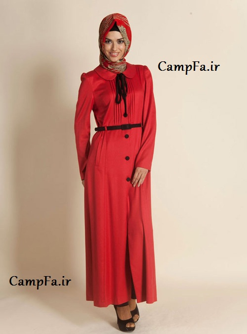 مدل مانتو اسلامی 92 | www.campfa.ir