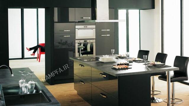 ایده های جدید برای دکوراسیون آشپزخانه 2013 - www.campfa.ir