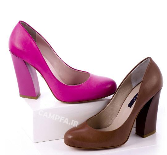 مدل های جدید و شیک کفش های زنانه و دخترانه 92 - www.campfa.ir