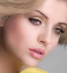 مدل آرایش بسیار شیک و زیبا 2014