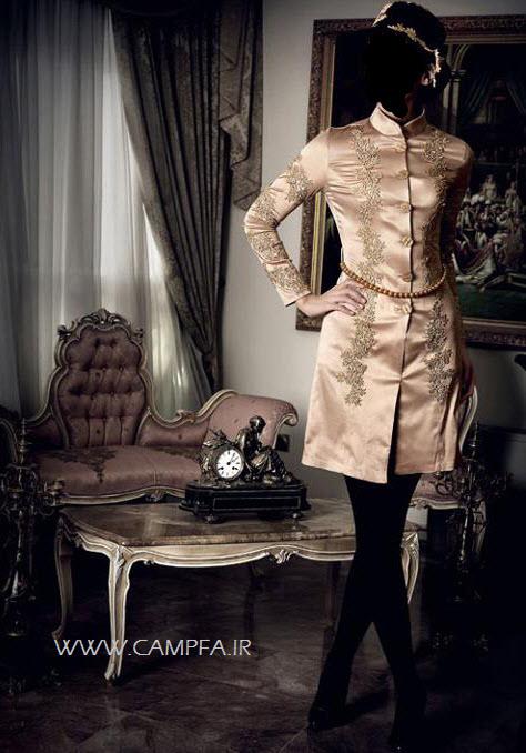 مدل مانتو جدید مارک اریکا 2013 - www.campfa.ir