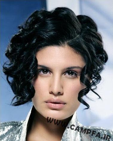 جدیدترین مدل مو, رنگ مو , بافت مو زنانه 2013