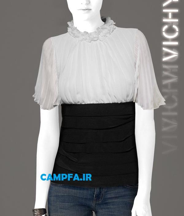 مدل های جدید بلوز مجلسی ویچی 92 www.campfa.ir